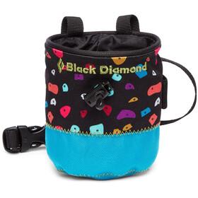 Black Diamond Mojo Torebka na magnezję Dzieci, niebieski